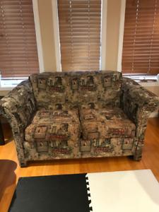 divan lit / sofa bed