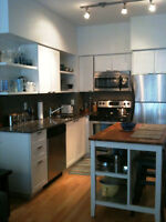 Yorkville Modern Upscale 1 Bedroom plus Den, Parking Available