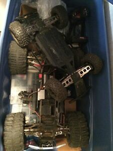 Traxxas and Axial RC Vehicles/Parts