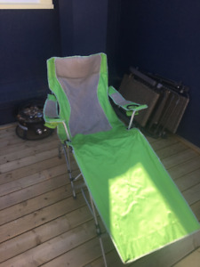 Lawn Chairs - Trendy Lime Green