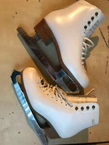 GAM Figure Skates size 7