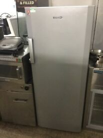 Beko Tall Silver Fridge