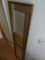 3 Miroirs paravent vue 180 / 3 mirror screens all-angle view