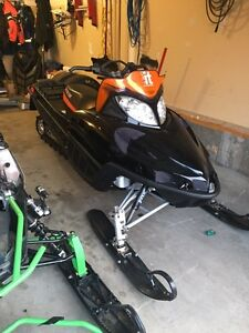 Used sled parts