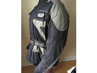 Men's All Weather Motorcycle Jacket