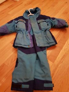 Columbia Toddler Snow Suit 3T