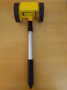 Rolatape RT204 Dual 4-inch roller distance Measuring tool wheel