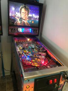 pinball dirty harry