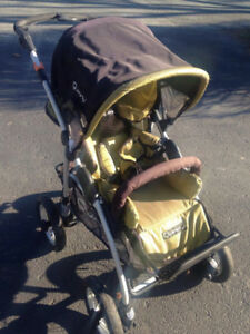 Quinny 4XL Freestyle stroller - Delivery Included