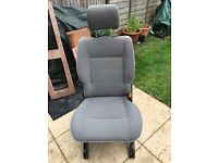 VW T4 - Rear seat and seat belt (Genuine VW)