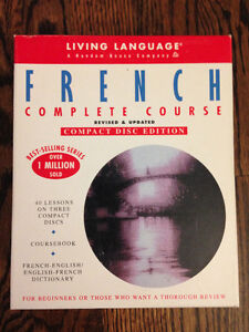 Learn French - Complete Course - New condition!
