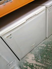 Norfrost aura chest freezer white at Recyk Appliances