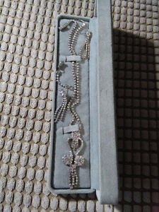 Older necklace set with ear rings