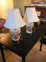 Nice vintage lamps
