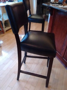 SET OF 4 BARSTOOLS
