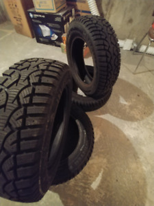 175/65R14 82T winter tires (2 tires)
