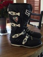 LIKE NEW! Size 12 Fox F3 Boots