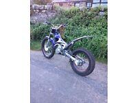 Scorpa SY250 2006 trails bike