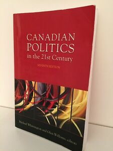 Canadian Politics in The 21st Century - 17th Ed.
