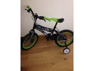 Ben 10 Children's Bike
