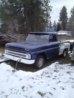 1965 chev project truck