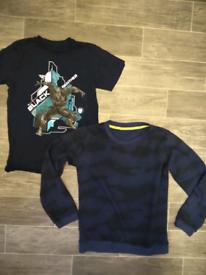 BOYS CLOTHES 11/12