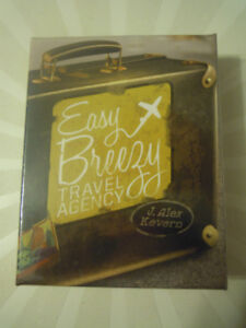 Easy Breezy Travel Agency & Pie Factory [Card Games]