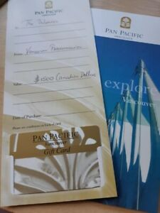 PAN PACIFIC GIFT CARD