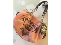 PINK JUICY COUTURE BAG GENUINE