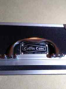 Coffin pedal case