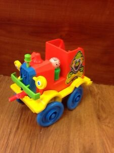 Camion Fisher Price vintage 1983