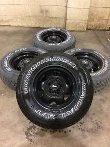 "Good all season tires 15"" rim"