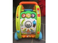 Little Tikes Light 'n Go 3 in 1 Activity Walker