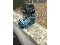 Head ski boots - s110 size 27.5 (uk 8.5)