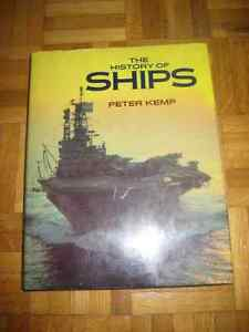 History of Ships book
