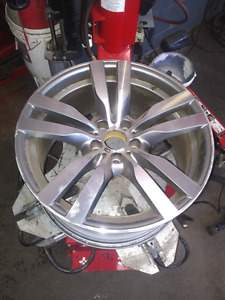 20x10 BMW X5M or X6M used front rim