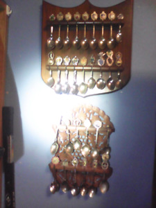 Collectible spoons make offer will trade to