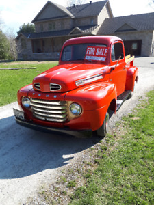 1950 F47 Ford pick up