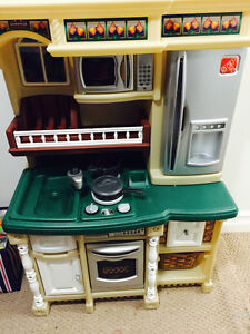 sold PPU Large play kitchen