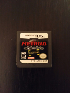 Metroid Prime Hunters First Hunt for Nintendo DS