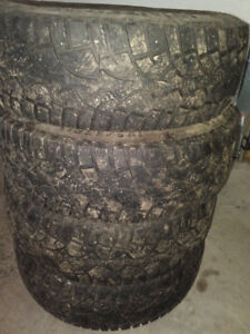 4 - Hercules Winter HSI 195/65/R15 tires - Located in Belnan NS