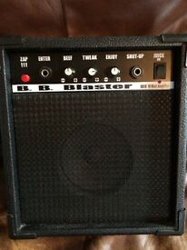 Guitar amp small