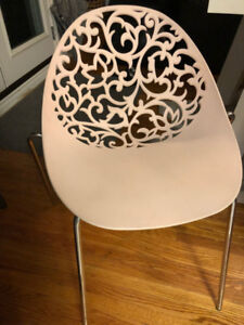 Blush Dining Chairs