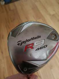 Left handed taylormade r9 driver