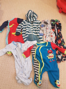 Size 3-6 month clothes
