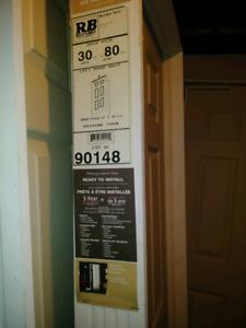 Prehung interior doors