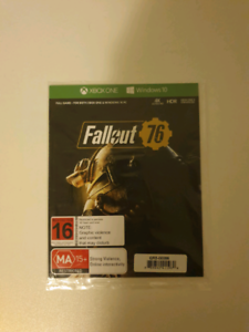 Fallout 76 - Xbox One - Digital Download Code | Video Games