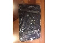 Fitness first navy Holdall brand new
