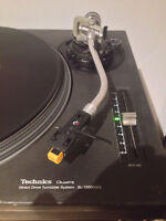 Table tournante Technics SL-1200 MK2