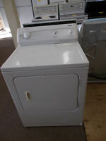 Kenmore dryer with 90 day warranty. $199.